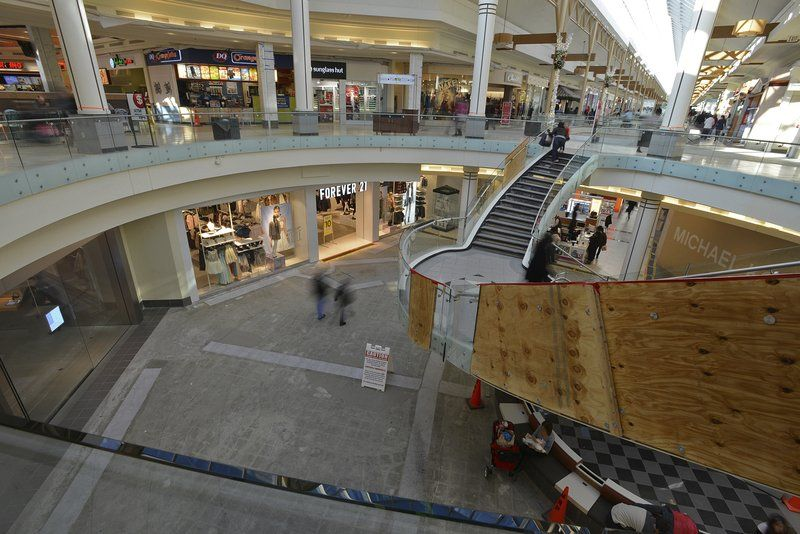 Bathroom Renovations Rockingham mall wraps up major renovation project | new hampshire
