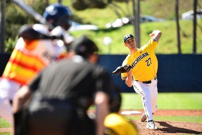Steven Hajjar's season ended last weekend in South Bend, Ind.