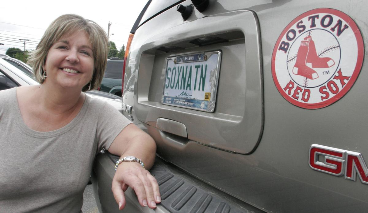 New Hampshire Drivers Love Their Vanity Plates Local News Eagletribune Com