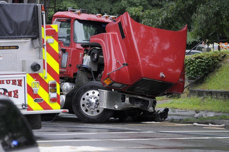 Man dead, woman seriously hurt in head-on crash in Methuen | News