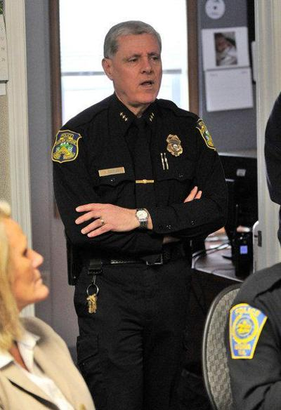 Salem police head into period of transition