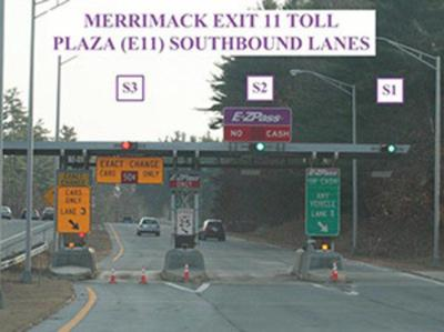 Merrimack tolls expected to be eliminated Jan. 1