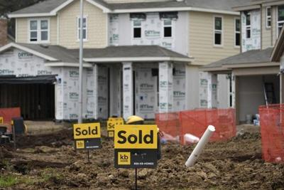 Surprise 5.9% drop in new home sales Prices hit record high