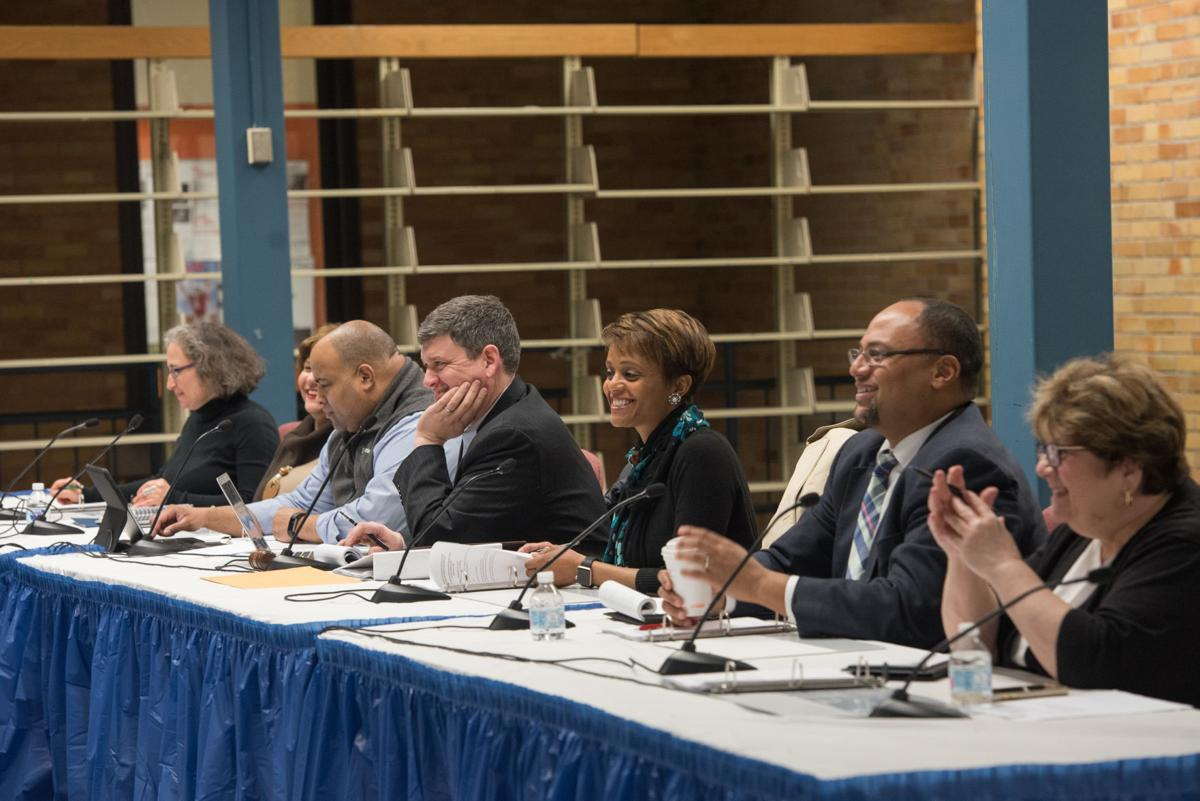 Board that will run Lawrence schools for the state meets | News ...