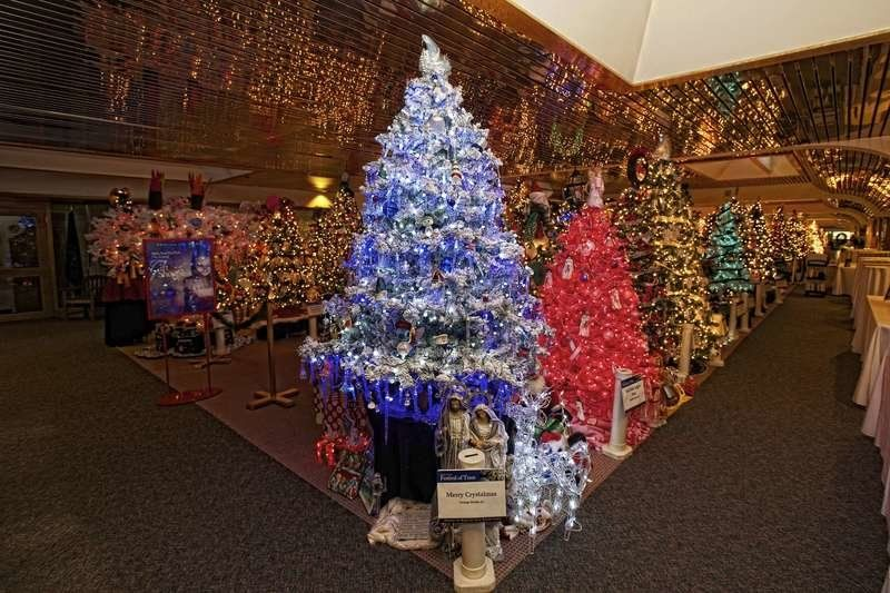 Let the trimming begin; Festival of Trees readies for 22nd season ...