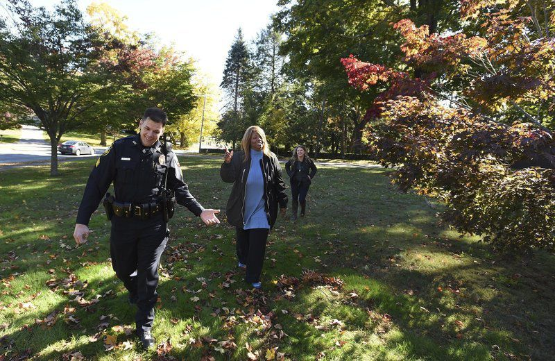 Neighborhood watch group reinvigorating