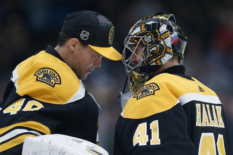 NHL trend is for top goalies playing less