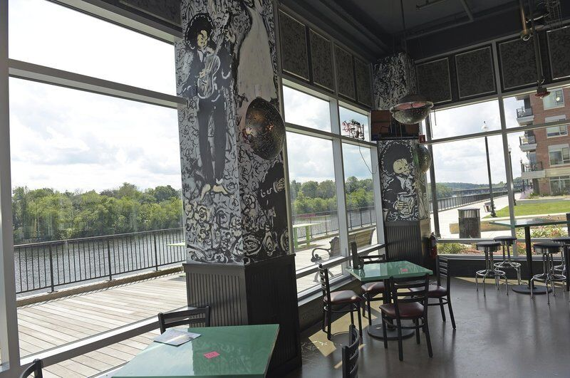 Restaurant overlooking river opens at Haverhill's downtown Harbor Place