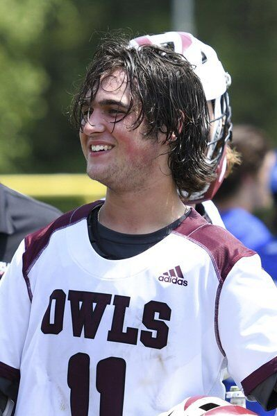 Division 2 boys lacrosse Inspired, gritty Owls fall short in title game
