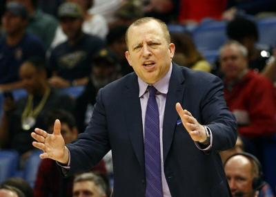 Thibodeau impresses Knicks with methodical approach
