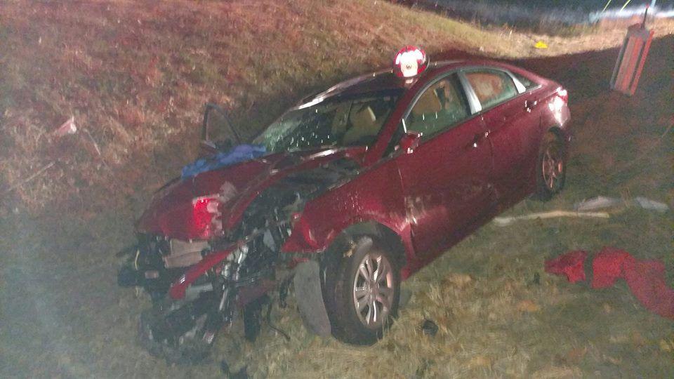 Haverhill Car Crash