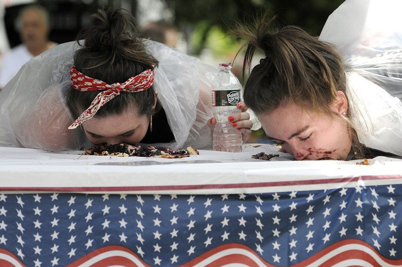 North Andover celebrates Fourth with lots of music, lots of food, lots of fun