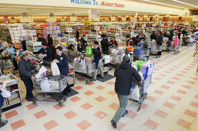 This is the real reason you go shopping before a snowstorm