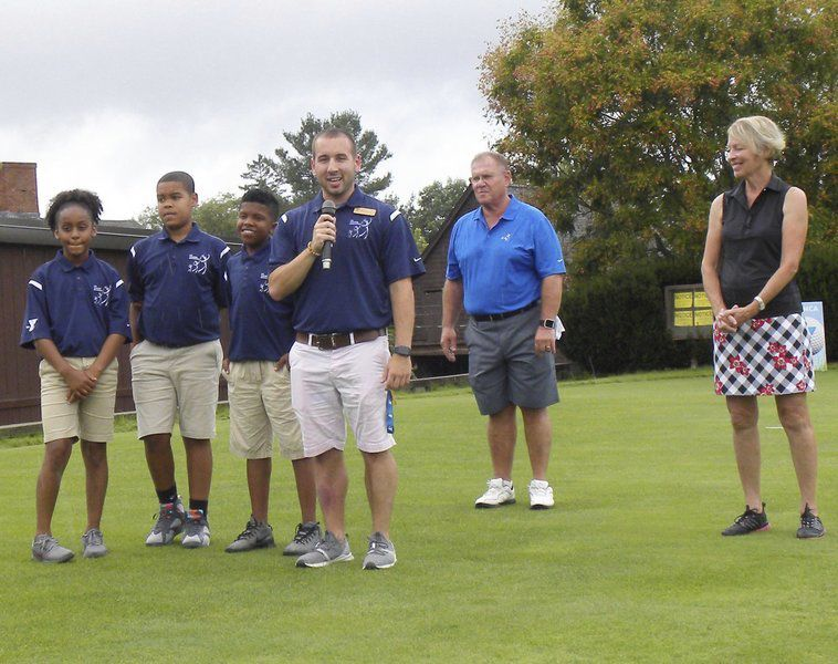 STEPPING OUT: Merrimack Valley YMCA Annual Golf Outing