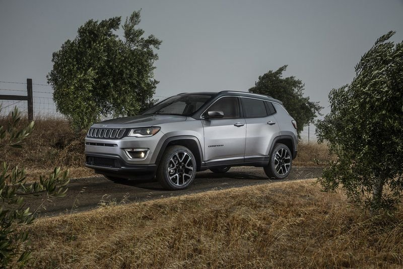 New Jeep Compass Makes Heritage Modern