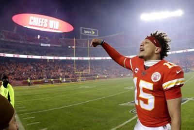 Jackson was MVP, but Mahomes still the best