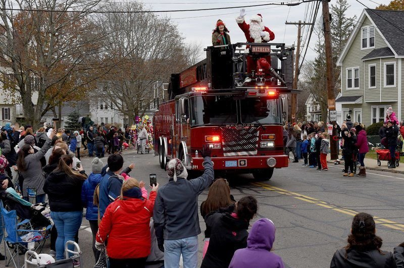 Christmas cheer marches into Methuen | Merrimack Valley