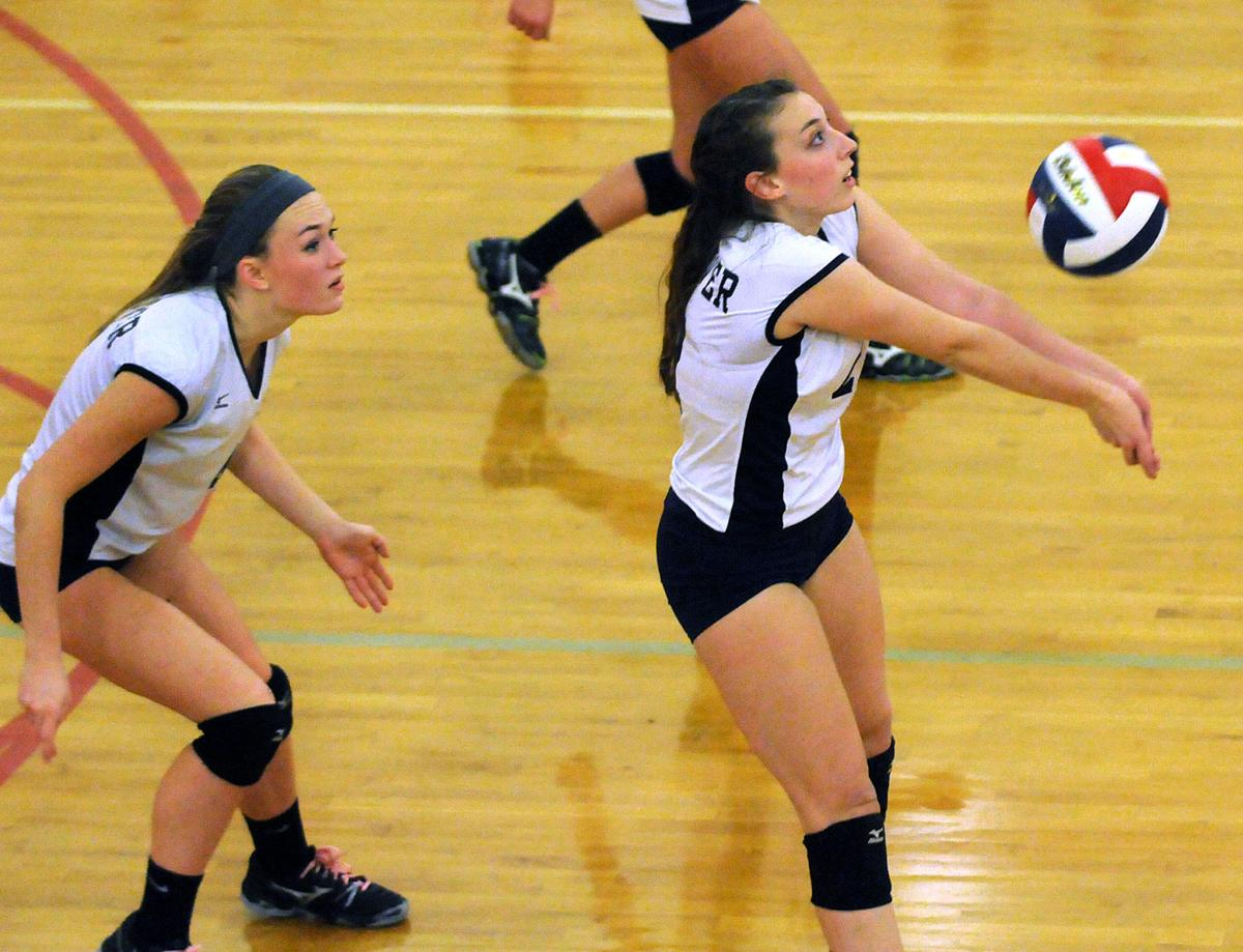 SLIDESHOW: ANDOVER VOLLEYBALL ACTION | Sports ...