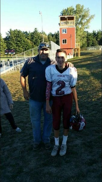 Football Friday: Timberlane QB Morrison driven by memory of late father