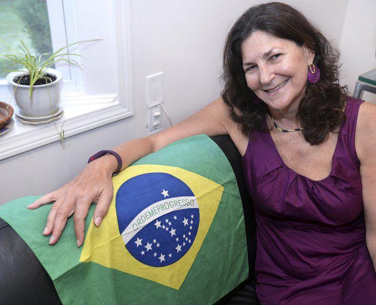 Northern Essex professor shares her love for Brazil