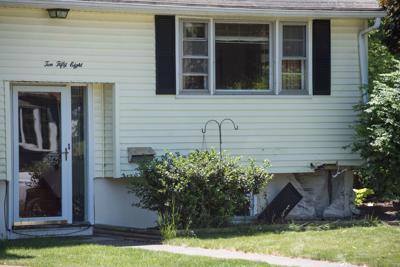 Methuen home damaged
