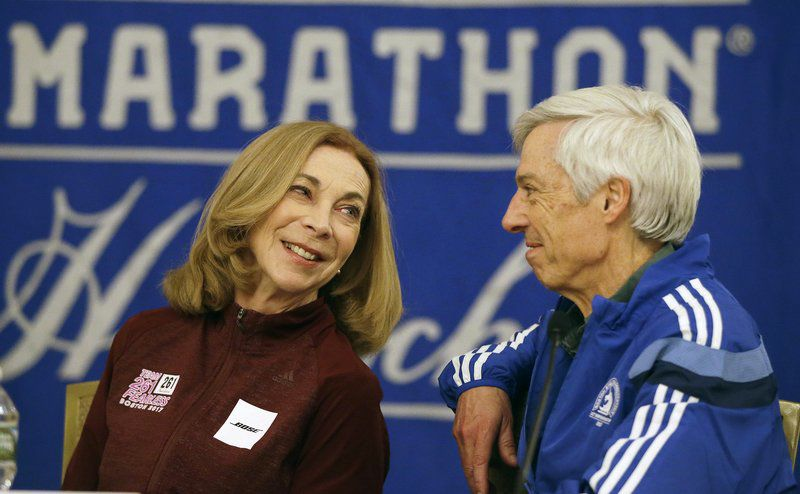 Days in life of Kathrine Switzer -- a fearless woman