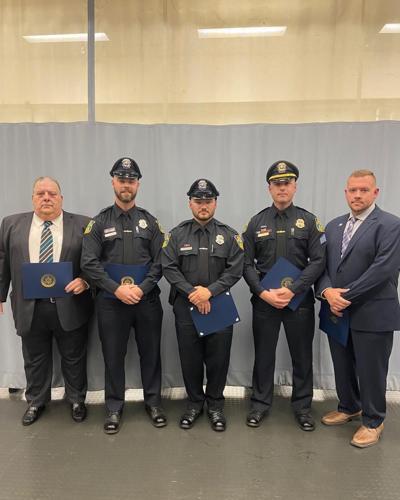 Salem police, dispatchers honored for heroic efforts