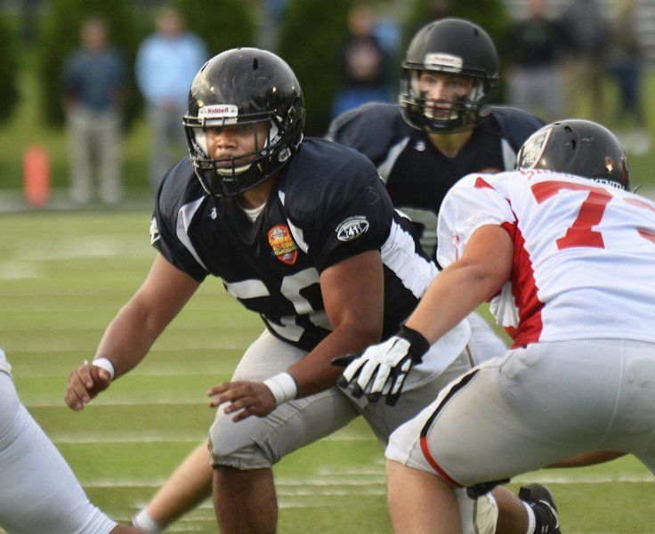 North Andover's dominant trio (McElroy, DeSouza, Watson) make highlights in Shriners game