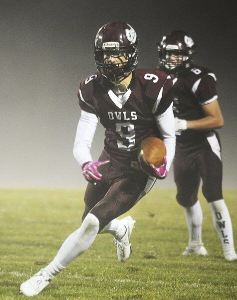 Ex-receiver Stewart looks to lead Timberlane to upset, first title game in 19 years
