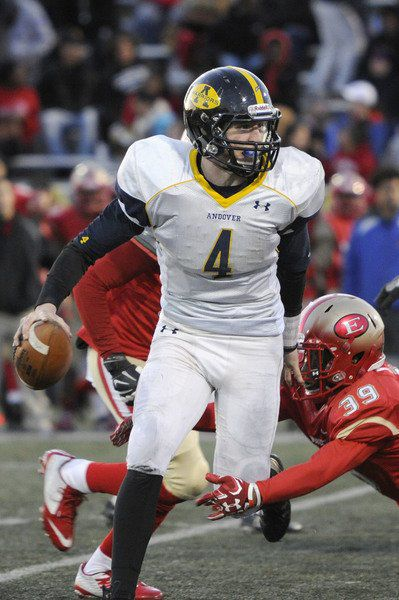 Sports in a Minute: Andover's Perry set to play for uncle