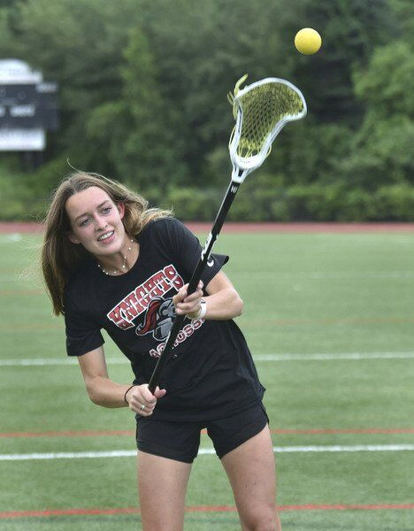 Girls MVP: North Andover's Kelcey Dion enjoys the 3-sport training