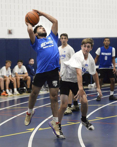hoops for hope Lawrence tops Central in boys action | Local