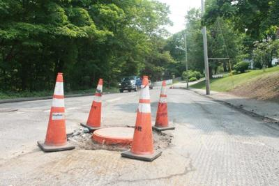 Main Street repaving project begins Sunday night