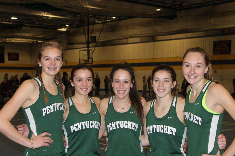 Commonwealth Motors Captains Corner: Salem girls track, Pentucket girls track