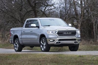 Ram moves higher in pickup popularity