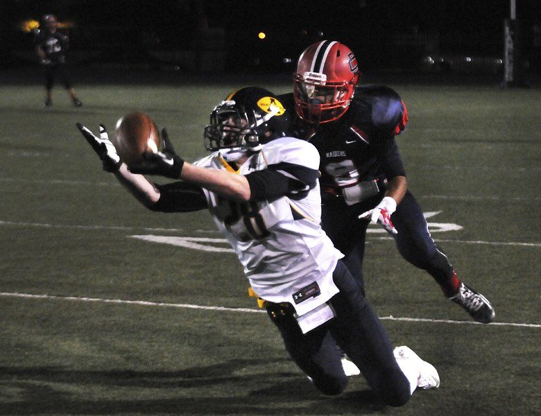 Catching Fire: Andover's Gemmell smashes 43-year-old TD catch record