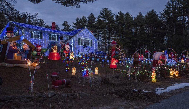 100K Christmas lights brighten up Pelham neighborhood - 100K Christmas Lights Brighten Up Pelham Neighborhood New