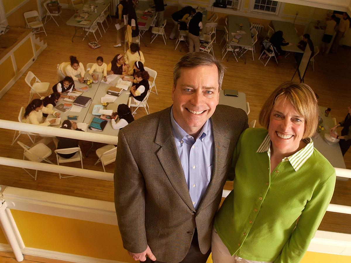 Andover couple paves way for city girl to go to N.H. prep school ...