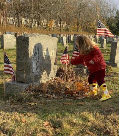 Column: Appreciating the sacrifice of a man I never met