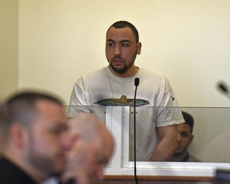 Murder suspect arraigned 3 months later