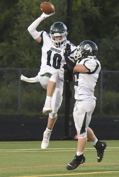 A year removed from broken leg, Pentucket football's Etter ready for huge senior year