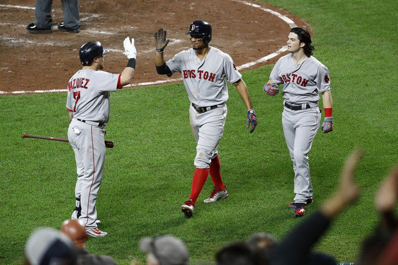 Will Red Sox claim road sweep at Rays? MLB Predictions 9/17/17