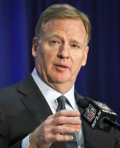 Goodell orders all NFL team facilities closed for 2 weeks