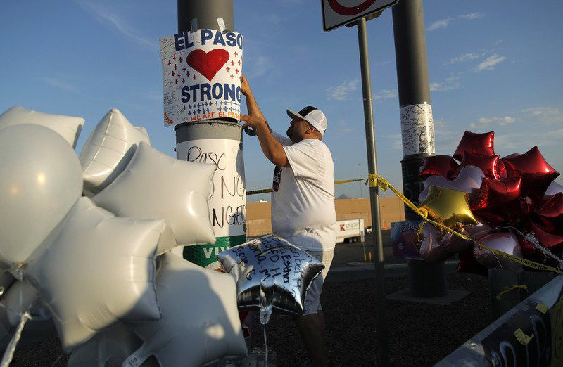 Column: El Paso and Dayton shooters are not monstrous but meek