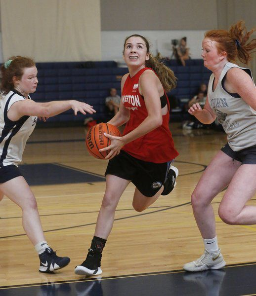 New Sanborn girls basketball league jumps out of the gate strong