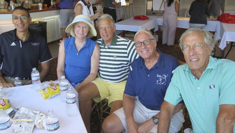STEPPING OUT: Merrimack Valley YMCA annual Golf Tournament