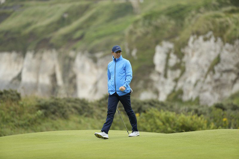 McIlroy knows this is not just another British Open