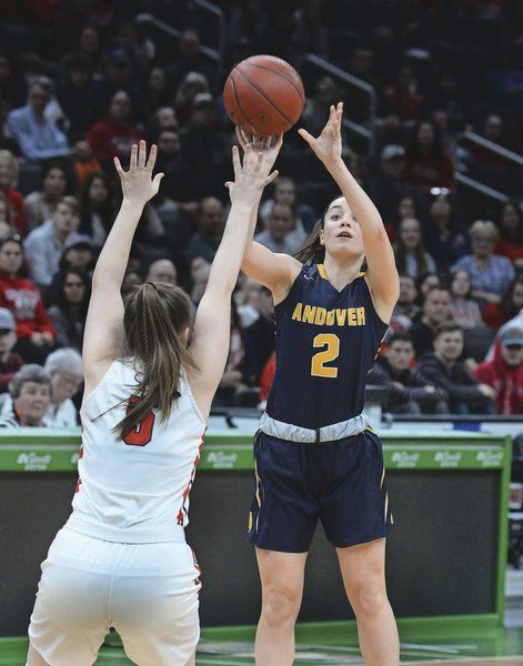Student-Athlete: ANDOVER HIGH Shea Krekorian