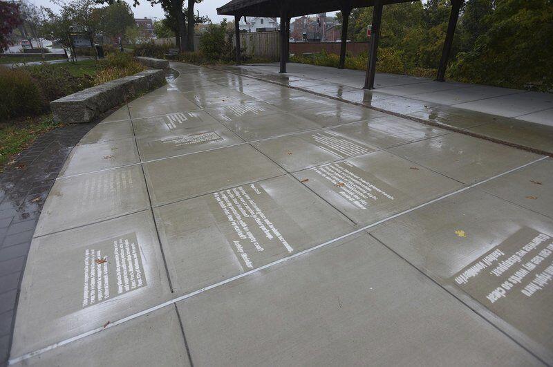 It's raining poetry in Methuen