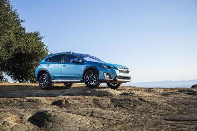 New Subaru Crosstrek Hybrid Makes Adventure